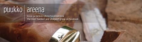 puukko|areena - kovin ja terävin ryhmä facebookissa