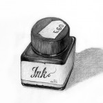 Ink bottle (02 / 2010)